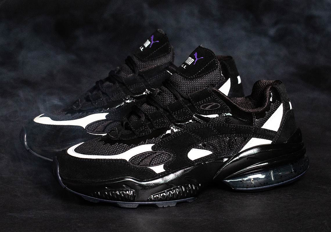 BAIT Marvel Puma Cell Venom Release Date + Photos ...