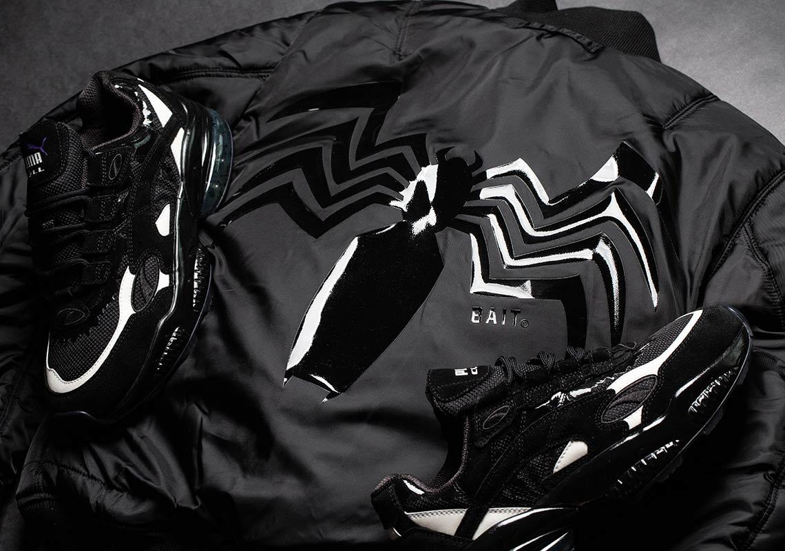 BAIT Marvel Puma Cell Venom Release