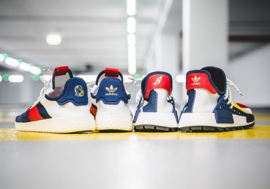 The BBC adidas Hu Collection Releases On October 20th