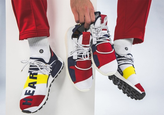 The BBC adidas NMD Hu Collection Releases Tomorrow