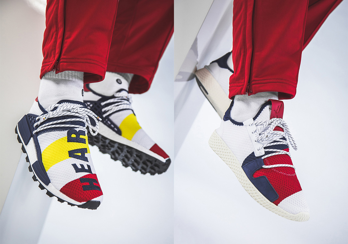 47a02aafc8e7 BBC adidas NMD Shoes - Release Info + Store List