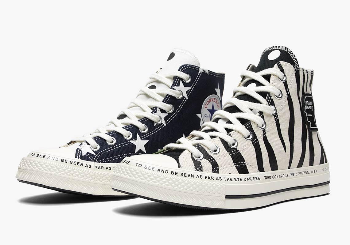 Brain Dead x Converse Chuck 70 Release Date | SneakerNews.com