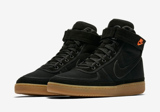 First Look At The Carhartt x Nike Vandal High Supreme