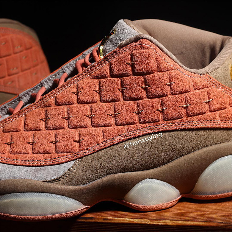 e4cb4bf610b Jordan 13 Low CLOT Release Info AT3102-200 | SneakerNews.com