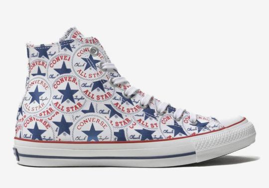 Converse Is Releasing An All-Over-Print Chuck Taylor All-Star