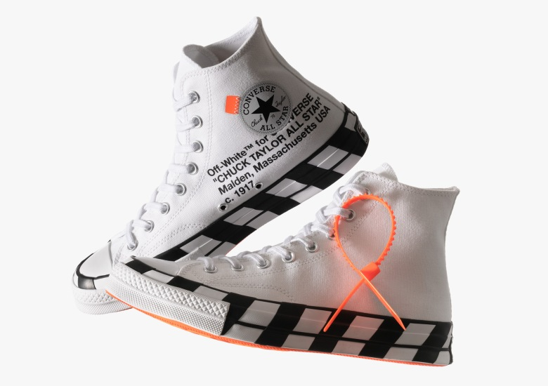 32c4e29a3c88 NEW OFF-WHITE x Converse Chuck 70 - Where to Buy