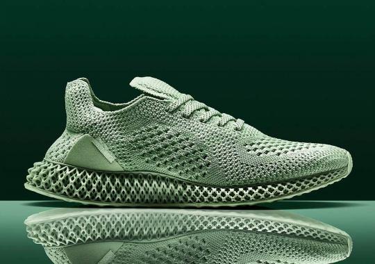 Where To Buy The Daniel Arsham adidas Futurecraft 4D