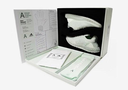 How To Buy Daniel Arsham adidas Futurecraft 4D