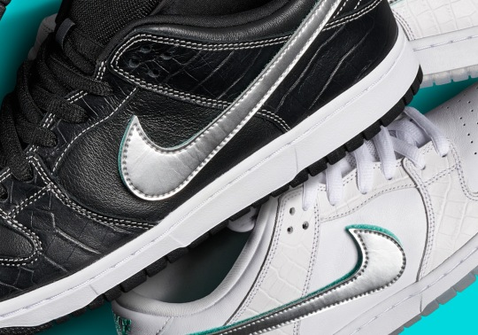 "Nike SB ""Diamond Dunk"" Release Dates Announced"