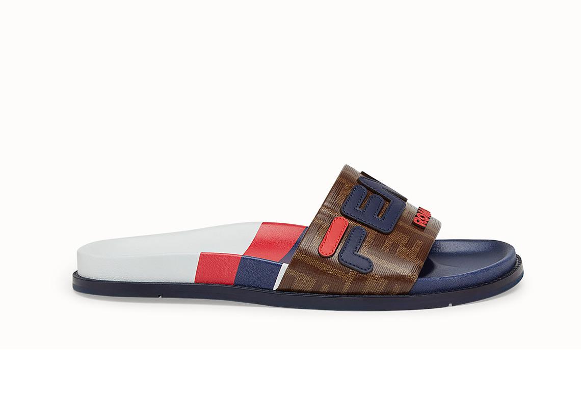 f21f92e8f94b Fendi FILA Shoes - Release Info + Where To Buy