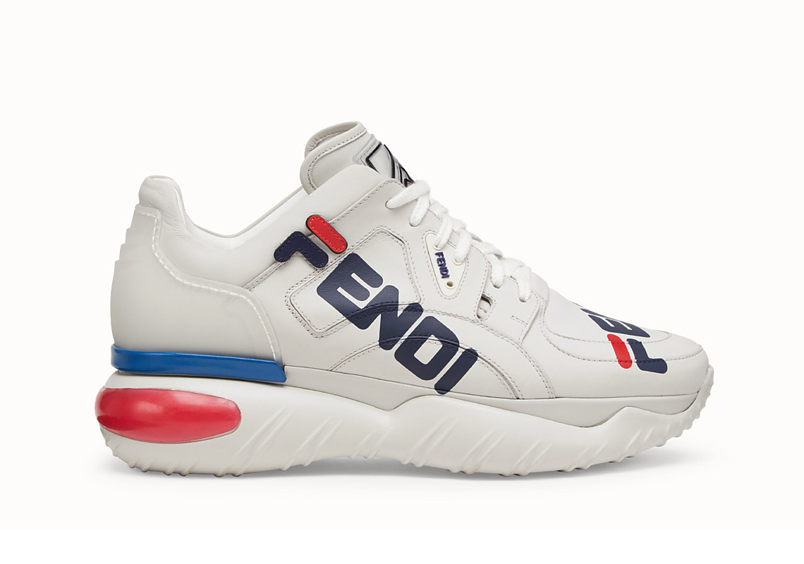 5e176c862db0 Fendi FILA Shoes - Release Info + Where To Buy