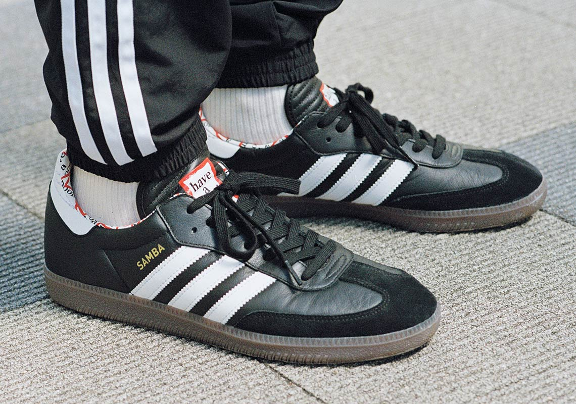 Have A Good Time adidas Samba Release Date |