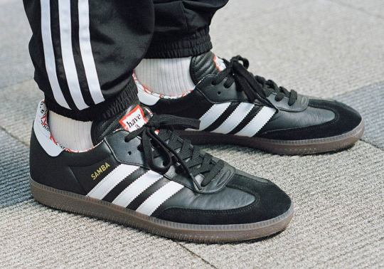 Have A Good Time Is Set To Release An adidas Samba Collaboration