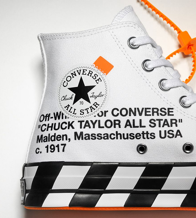 dcdd2674318 NEW OFF-WHITE x Converse Chuck 70 - Where to Buy
