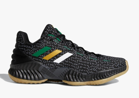 Jaylen Brown and adidas To Release A Pro Bounce Low PE