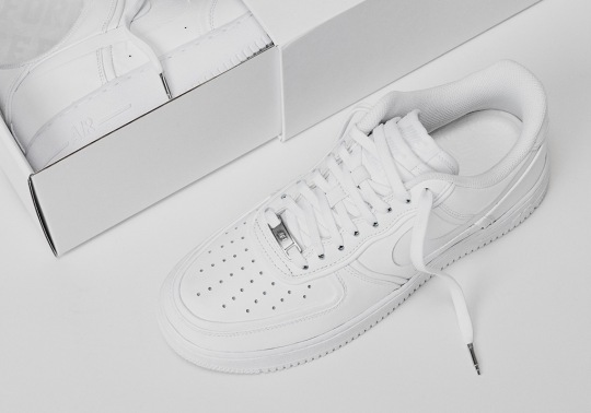 John Elliott Adds Double Tongues And More To The Nike Air Force 1 Low