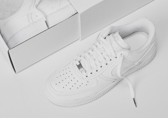 21c665930 John Elliott Adds Double Tongues And More To The Nike Air Force 1 Low