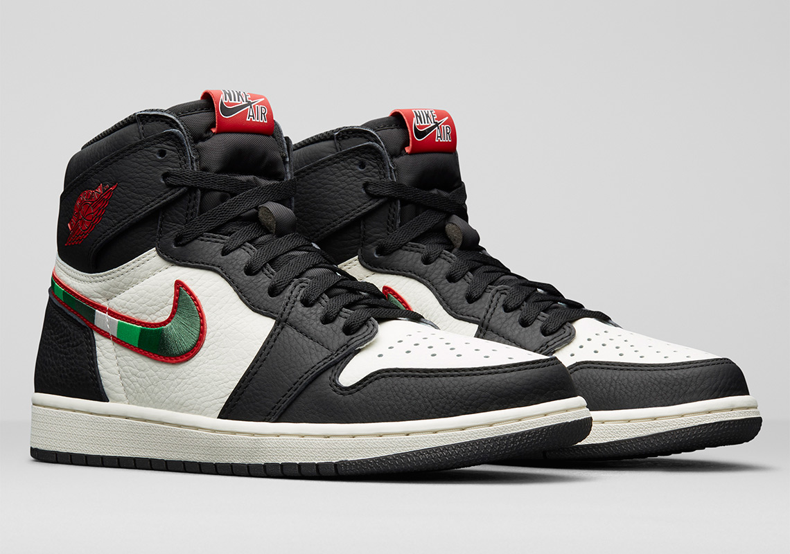 b2c6869ab5e Air Jordan 1 Sports Illustrated 555088-015 Release Info ...