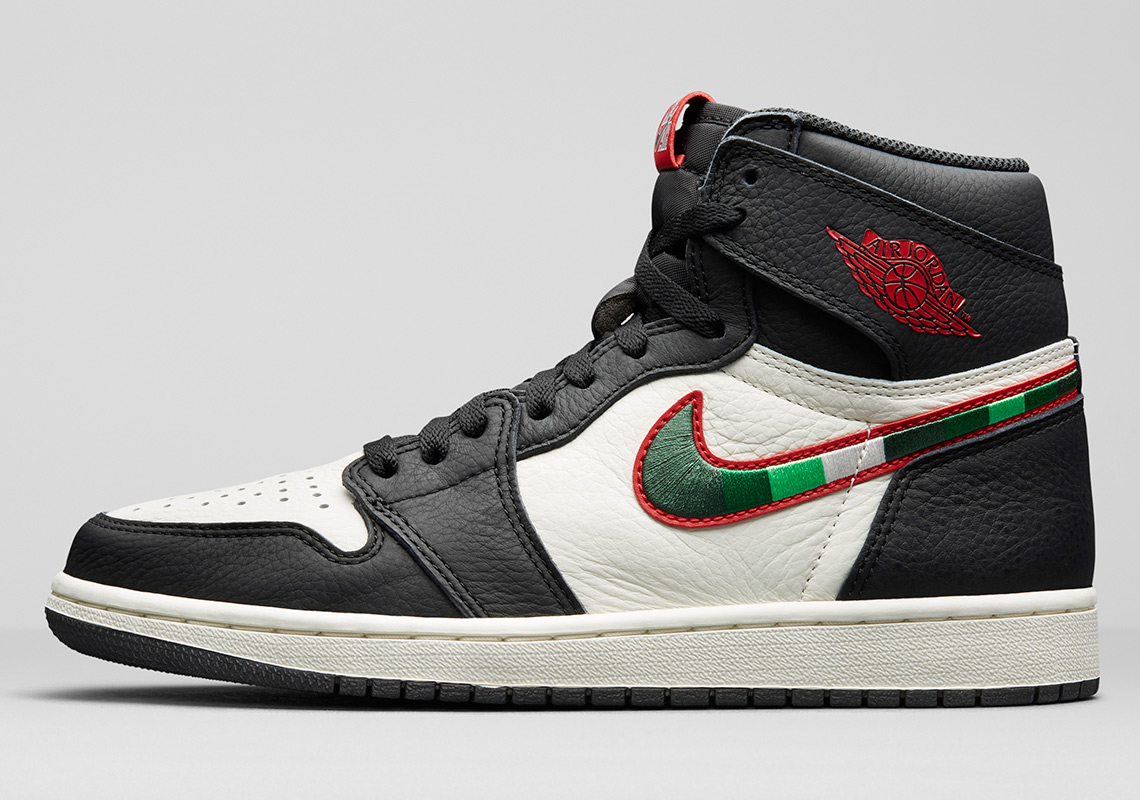 "787d58c1a4c6 Air Jordan 1 Retro High OG ""A Star Is Born"" Release Date  Holiday 2018   160. Style Code  555088-015"