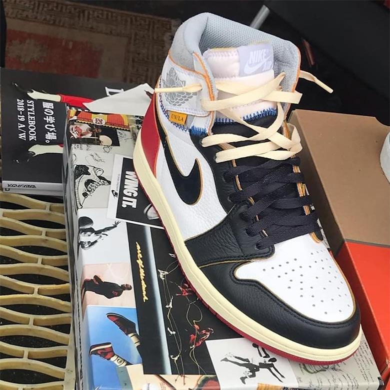 3836b3f06e56f0 Union Los Angeles Air Jordan 1 First Look
