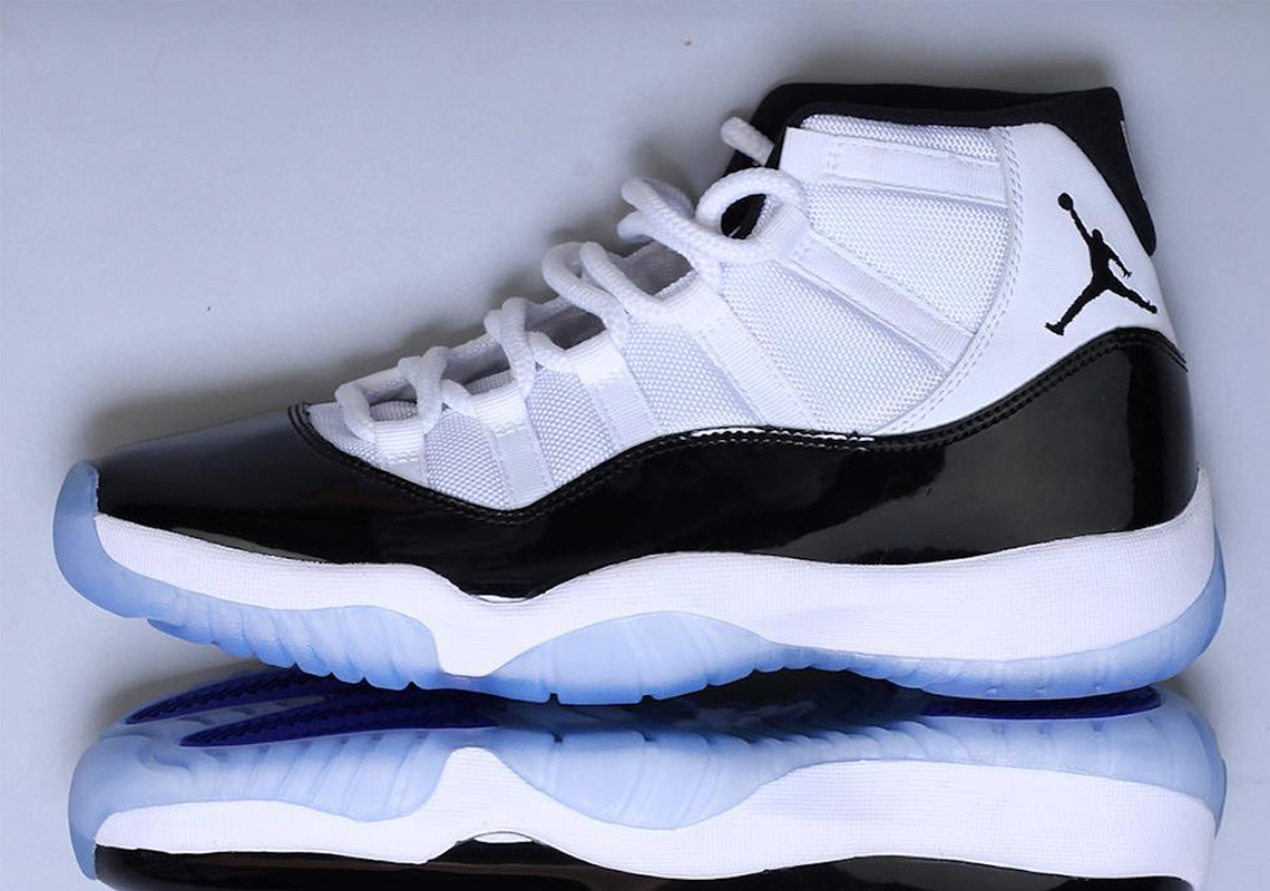 "0c279196a6a161 Will The Air Jordan 11 ""Concord"" Be The Best Selling Nike Sneaker In  History"