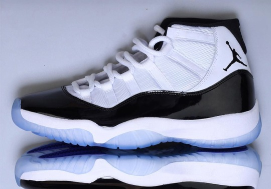 "Will The Air Jordan 11 ""Concord"" Be The Best Selling Nike Sneaker In History?"