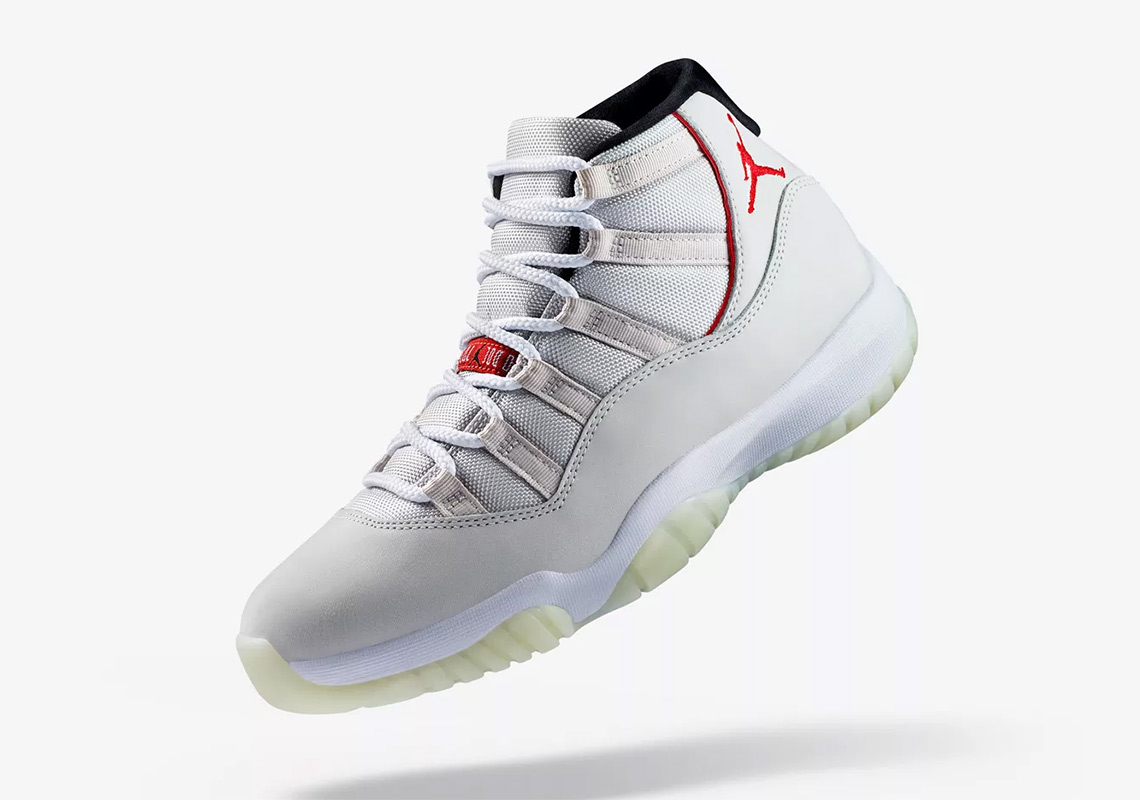 fc4ed201e09 Jordan 11 Platinum Tint - Buying Guide + Store Links