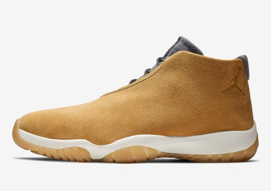 The Jordan Future Arrives In A Full Wheat Workboot Colorway