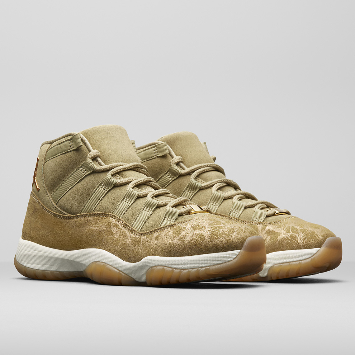 "0bbc7b8bba54ed Air Jordan 11 ""Olive Lux"" Air Jordan 11 Olive Lux Store List Release Date   November 23"