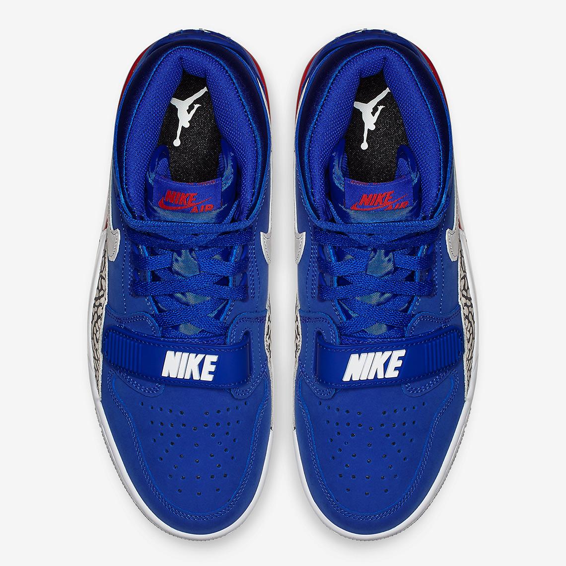 pretty nice 9a0f6 f3e4a Jordan Legacy 312 Kicks + Lakers + Pistons Release Info ...