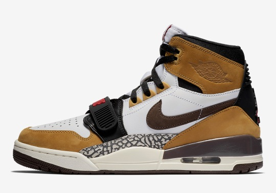 """Don C's Jordan Legacy 312 Gets The """"Rookie Of The Year"""" Color Theme"""