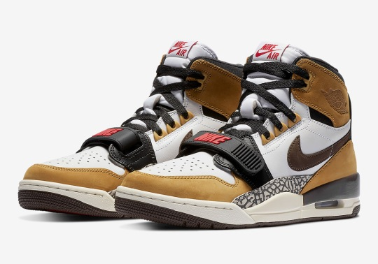 """The Jordan Legacy 312 """"Rookie Of The Year"""" Drops On November 1st"""