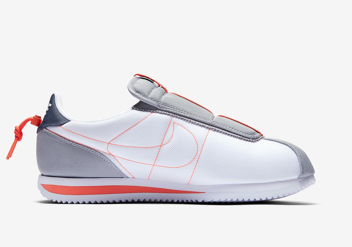 7cc559e504b8b1 Kendrick Lamar Nike Cortez Basic Slip AV2950-100 Release Info ...