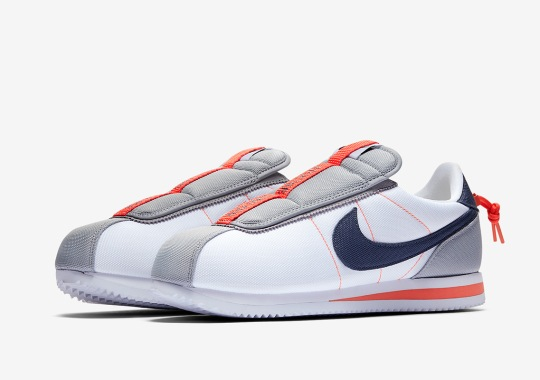 Official Images Of Kendrick Lamar's Nike Cortez Basic Slip