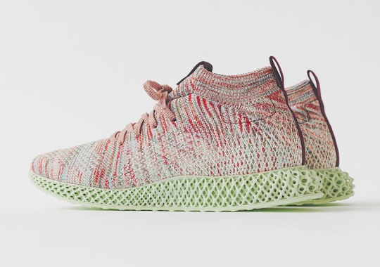 new product 5acc6 d3727 KITH x adidas Consortium 4D Releases This Friday