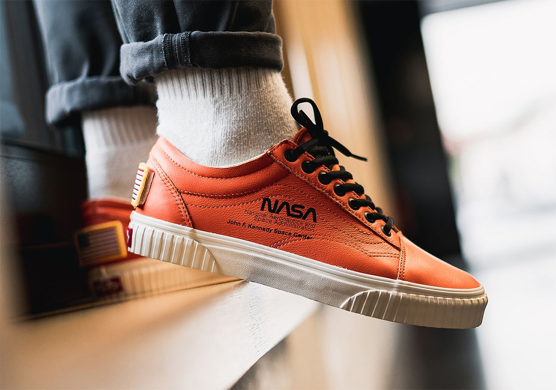 631d39feb1 NASA Vans Shoes Release Info + Store List