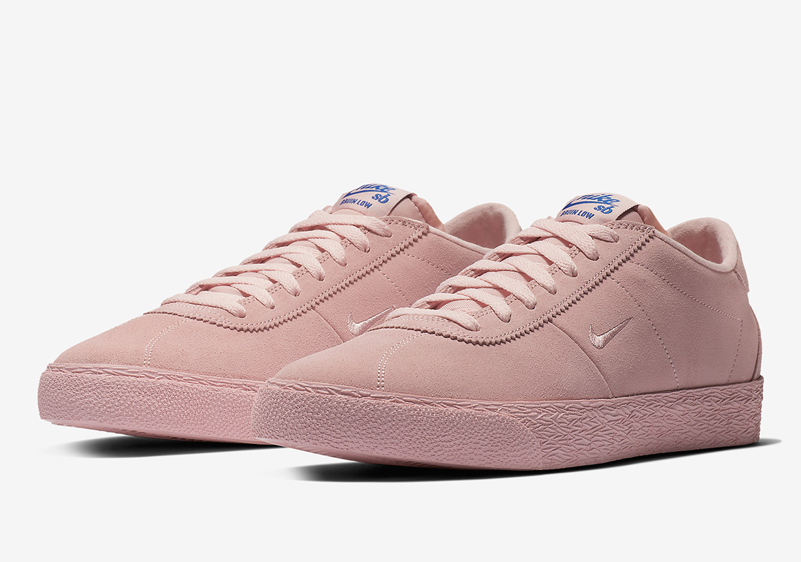 0d54f02e4879cf NBA x Nike SB Blazer Low Release Date  October 13th