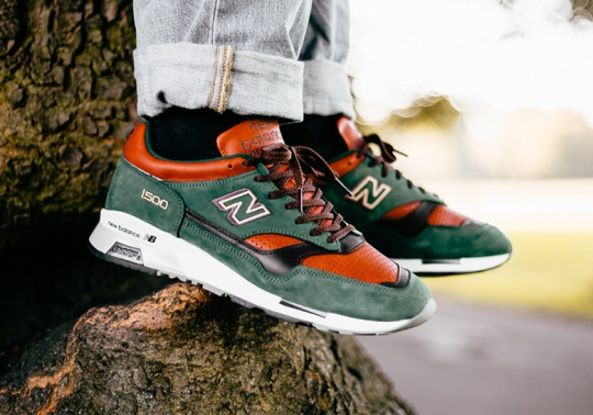 New Balance 1500 To Drop Upcoming Colorway Resembling The Outlaw Robin Hood