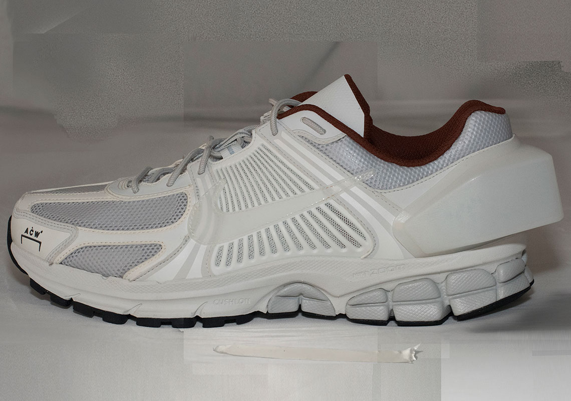best service 6d579 9b7a4 A-COLD-WALL Brings Back The Nike Zoom Vomero 5 For Collaboration Capsule