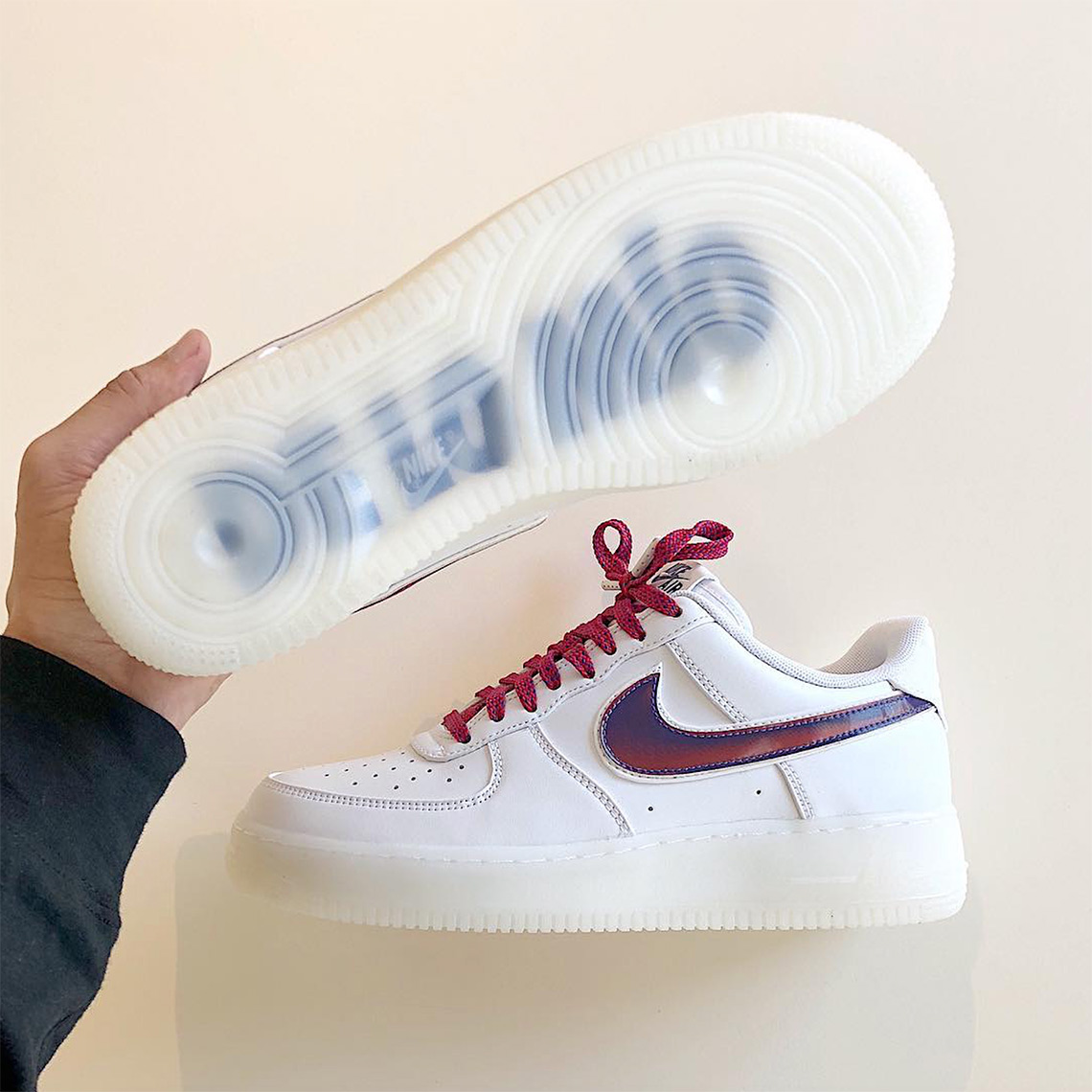 air force 1 de lo mio