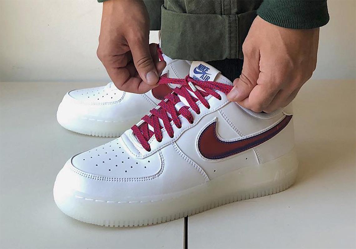 "wholesale dealer 915dd 0825c Nike Air Force 1 ""De Lo Mio"" Celebrates Dominican Culture"