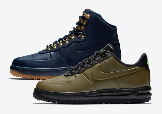 Nike s Fall 2018 Lunar Force 1 Duckboot Collection Is Here 0347d2bfb