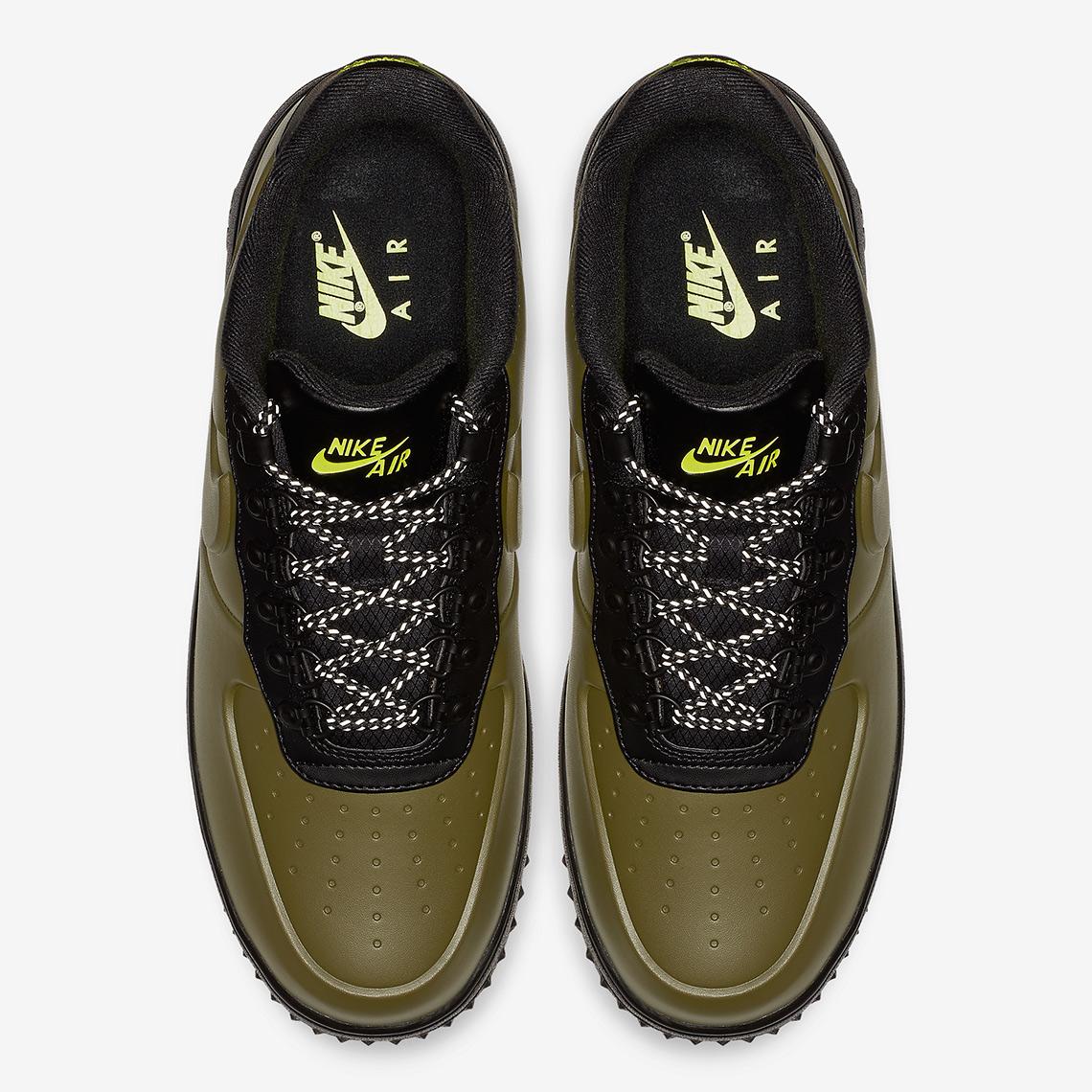 nike air force 1 duckboot aa1125 301 1 - Nike Lunar Force 1 Duckboot 2018 Release Info