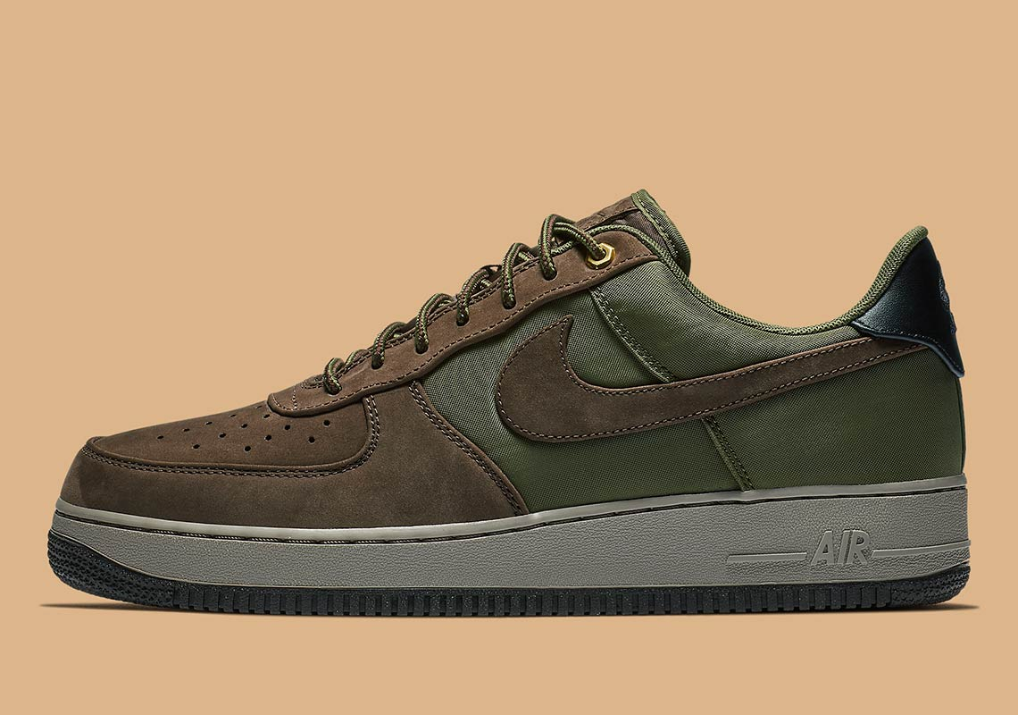"""new concept 661c9 b2d2b The Nike Air Force 1 Low """"Beef And Broccoli"""" Is Coming Soon"""