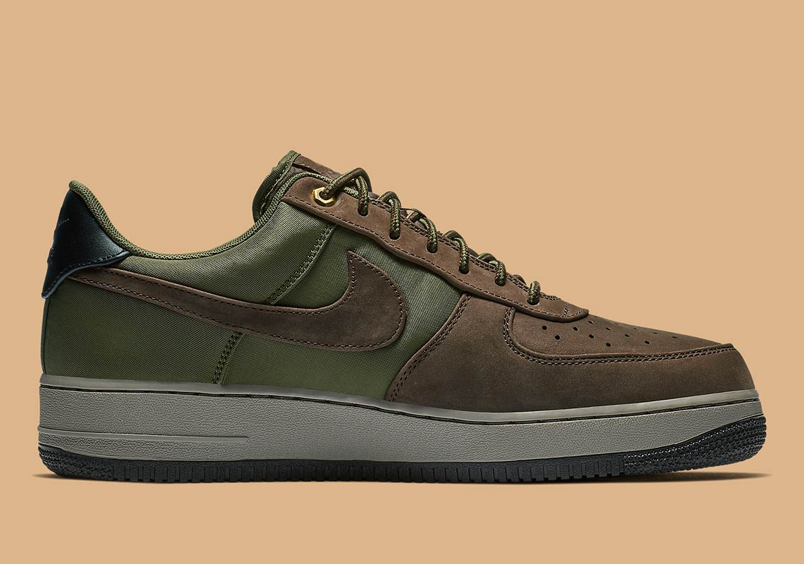 Nike Air Force 1 Low Beef And Broccoli Release Date