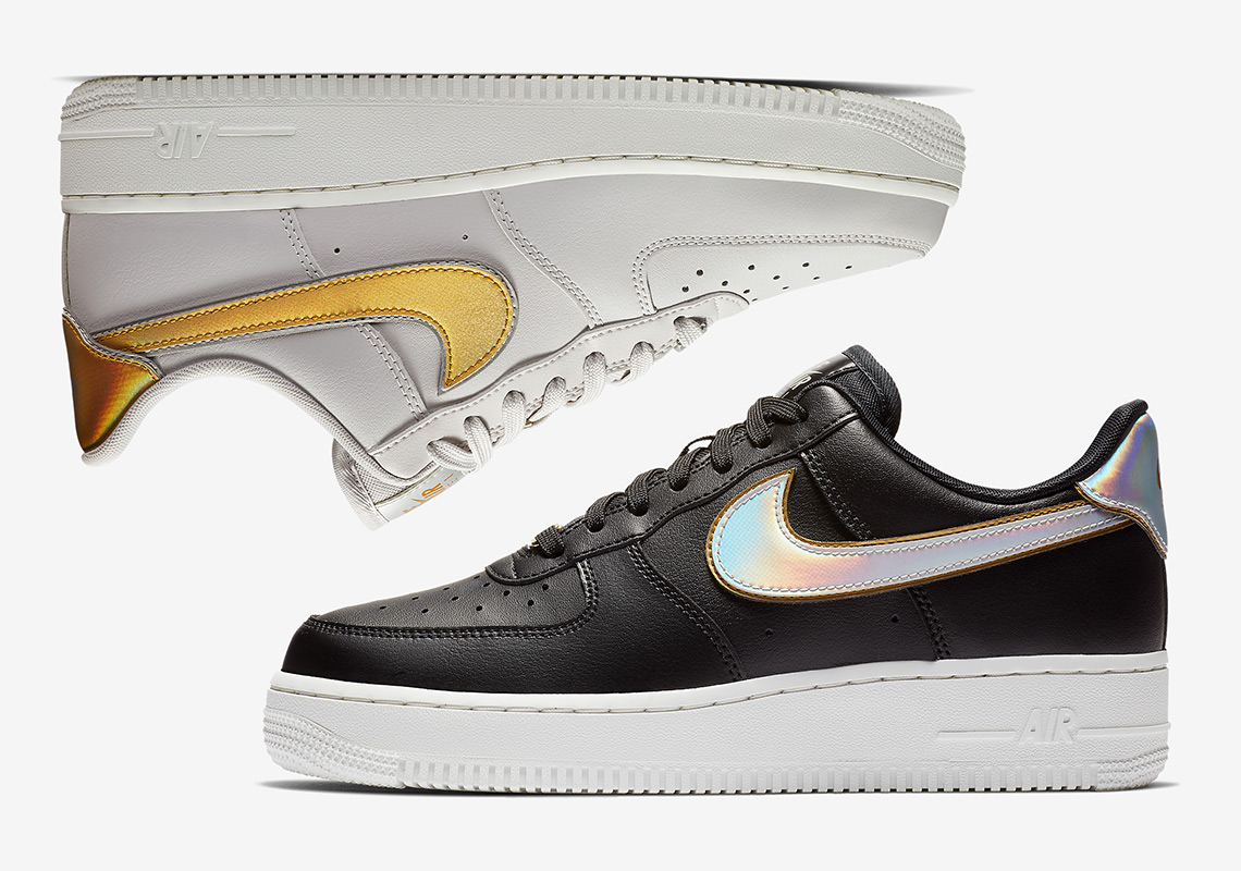 buy online 61c16 ce91d Nike Air Force 1 Women's AR0642-002 AR0642-001 | SneakerNews.com