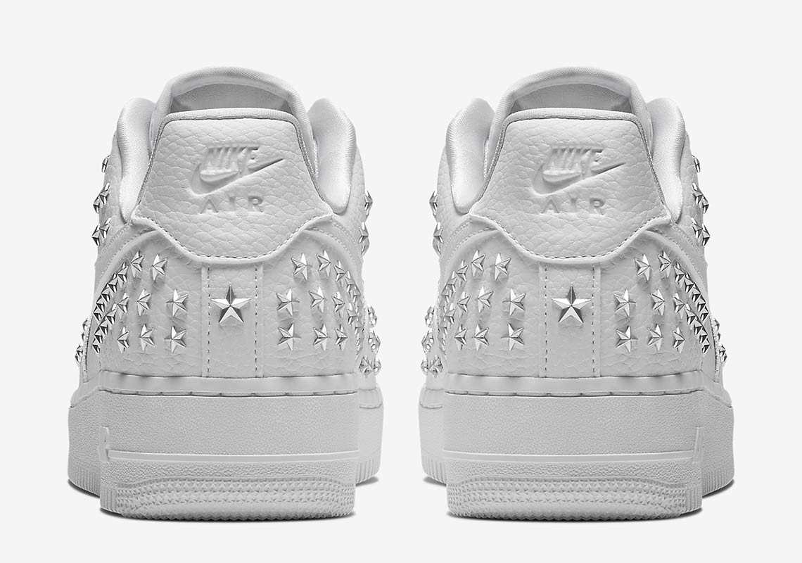 Nike Air Force 1 Low Stars Release Date  b03e5c9fd