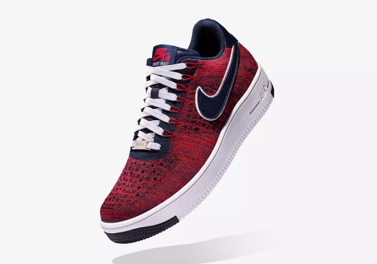 Patriots Owner Robert Kraft Gets Another Nike Air Force 1 Flyknit Release