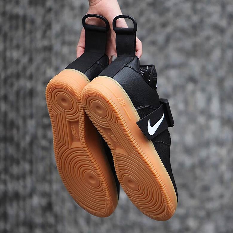 The Strapped Nike Air Force 1 Utility Is Coming Soon In