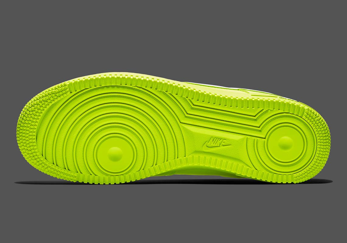 cheaper 63769 0f7c0 Nike Air Force 1 Utility Release Date  November 11, 2018  100. Color  Volt White-Black-Wolf  Grey Style Code  AJ7747-700. Advertisement. Advertisement